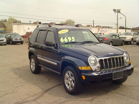 2007 Jeep Liberty for sale in Roseville, MI