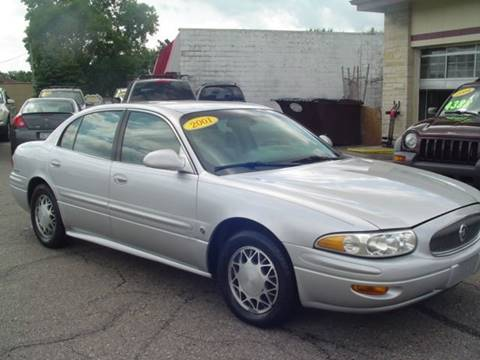 2001 Buick LeSabre for sale in Roseville, MI