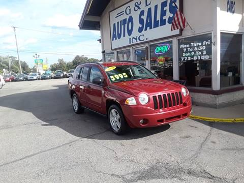 2009 Jeep Compass for sale in Roseville, MI