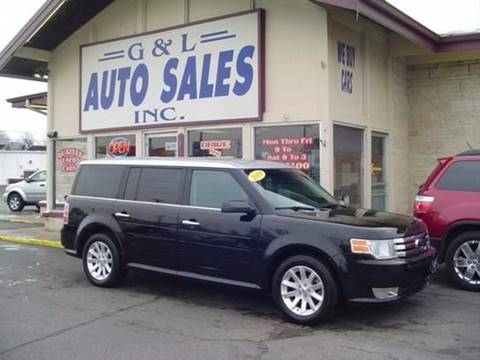 2009 Ford Flex for sale in Roseville, MI