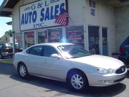 2006 Buick LaCrosse for sale at G & L Auto Sales Inc in Roseville MI
