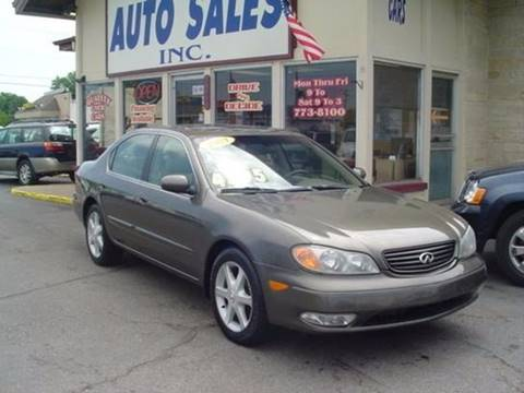 2003 Infiniti I35 for sale in Roseville, MI