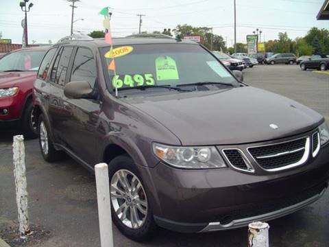 2008 Saab 9-7X for sale in Roseville, MI