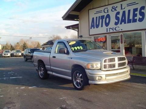 2005 Dodge Ram Pickup 1500 for sale in Roseville, MI
