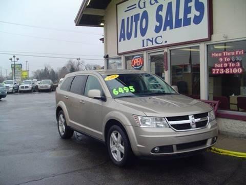 2009 Dodge Journey for sale in Roseville, MI