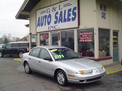 2002 Saturn S-Series for sale in Roseville, MI