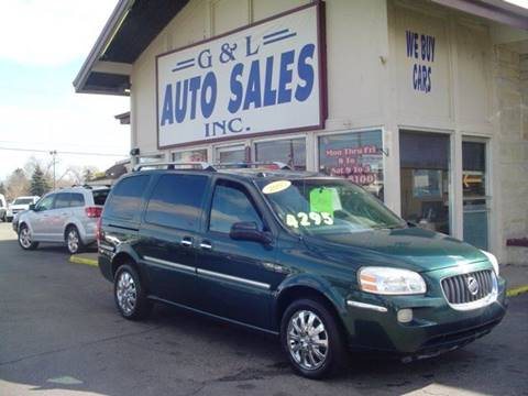 2005 Buick Terraza for sale in Roseville, MI