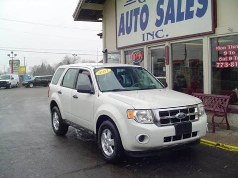 2011 Ford Escape for sale in Roseville, MI