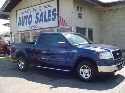 2007 Ford F-150 for sale in Roseville, MI
