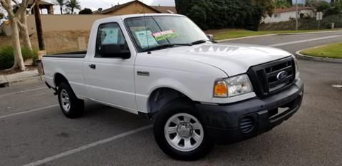 2011 Ford Ranger for sale in Corona, CA