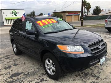 2008 Hyundai Santa Fe for sale in Corona, CA