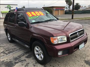 2003 Nissan Pathfinder for sale in Corona, CA