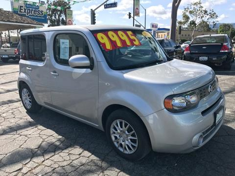 2013 Nissan cube for sale in Corona, CA