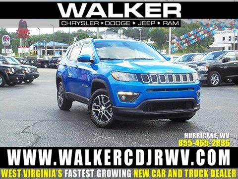 2017 Jeep Compass for sale in Hurricane WV