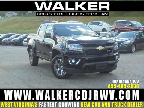 2015 Chevrolet Colorado for sale in Hurricane, WV