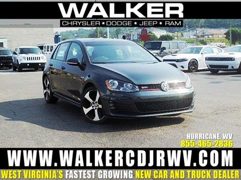 2015 Volkswagen Golf GTI for sale in Hurricane, WV