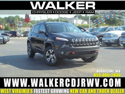 2017 Jeep Cherokee for sale in Hurricane WV