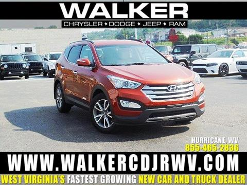 2014 Hyundai Santa Fe Sport for sale in Hurricane WV