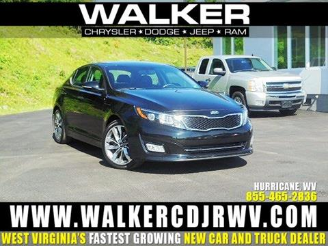 2014 Kia Optima for sale in Hurricane WV