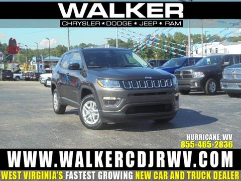 2018 Jeep Compass for sale in Hurricane, WV