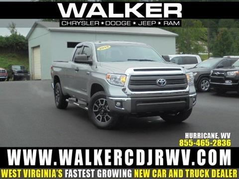 2015 Toyota Tundra for sale in Hurricane, WV