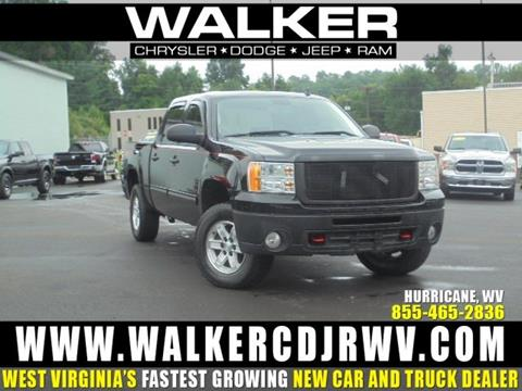 2010 GMC Sierra 1500 for sale in Hurricane, WV
