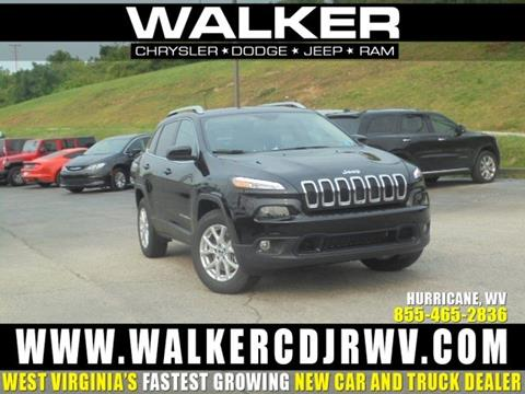 2018 Jeep Cherokee for sale in Hurricane WV