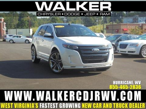 2014 Ford Edge for sale in Hurricane, WV