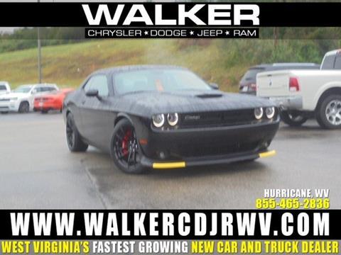 2018 Dodge Challenger for sale in Hurricane, WV
