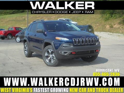 2018 Jeep Cherokee for sale in Hurricane, WV