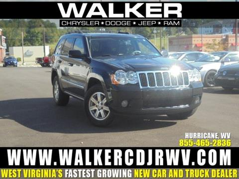 2008 Jeep Grand Cherokee for sale in Hurricane WV