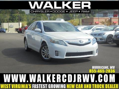 2011 Toyota Camry Hybrid for sale in Hurricane, WV