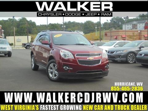 2012 Chevrolet Equinox for sale in Hurricane WV