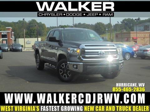 2016 Toyota Tundra for sale in Hurricane, WV