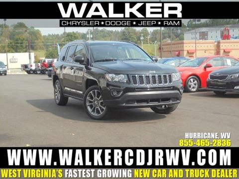 2017 Jeep Compass for sale in Hurricane, WV