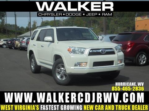 2013 Toyota 4Runner for sale in Hurricane, WV