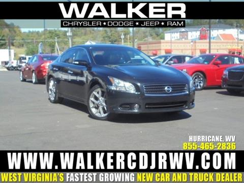 2011 Nissan Maxima for sale in Hurricane, WV