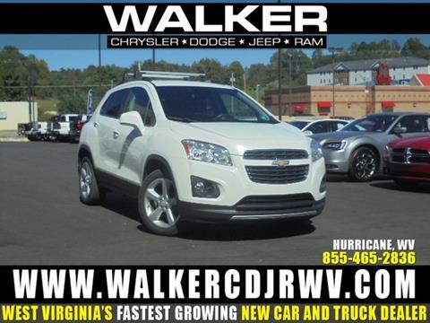 2015 Chevrolet Trax for sale in Hurricane, WV