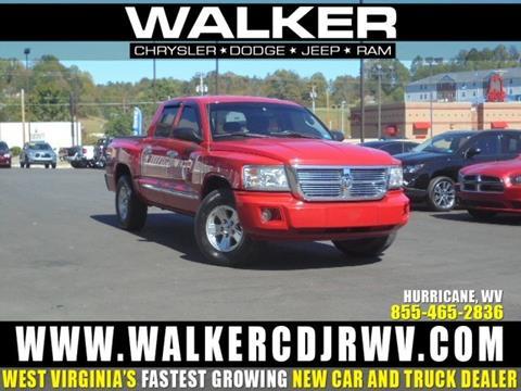 2008 Dodge Dakota for sale in Hurricane WV