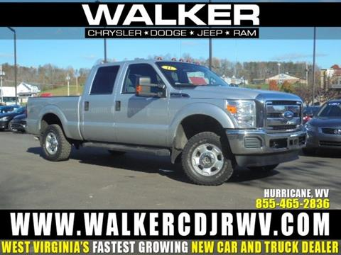 2011 Ford F-250 Super Duty for sale in Hurricane, WV