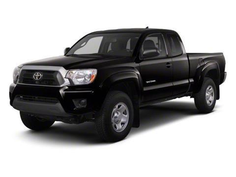 2012 Toyota Tacoma for sale in Hurricane WV