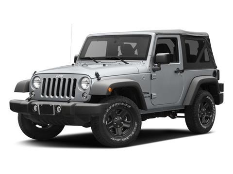 2017 Jeep Wrangler for sale in Hurricane, WV
