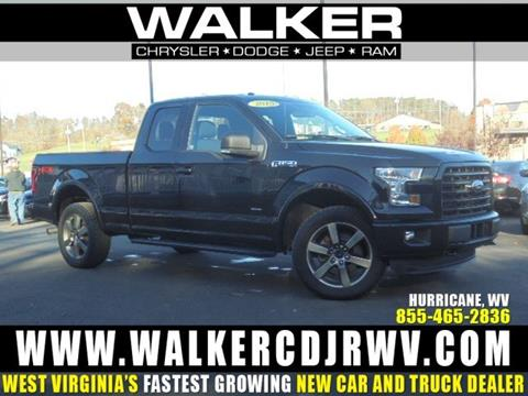 2015 Ford F-150 for sale in Hurricane WV  sc 1 st  Cars For Sale & Cars For Sale in Marshall TX - Carsforsale.com markmcfarlin.com