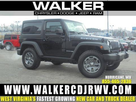 2018 Jeep Wrangler for sale in Hurricane, WV