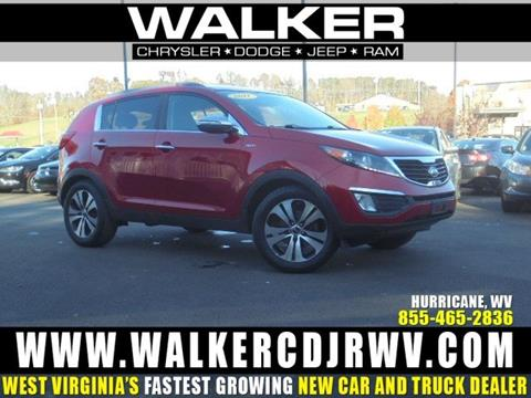 2011 Kia Sportage for sale in Hurricane WV