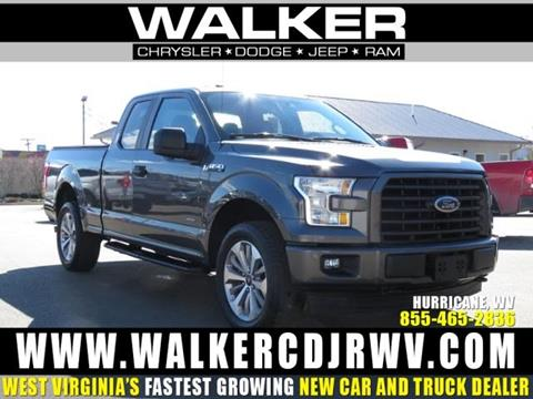 2017 Ford F-150 for sale in Hurricane, WV
