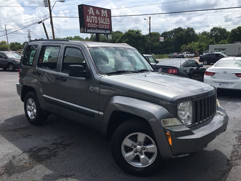 2012 Jeep Liberty for sale in Alabaster, AL