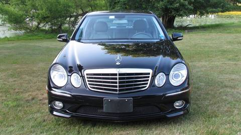 2009 Mercedes-Benz E-Class for sale in Hopewell Junction, NY