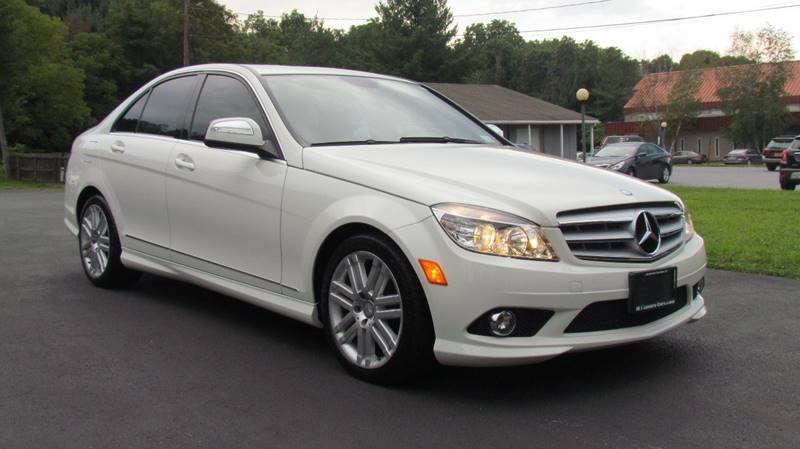 2008 mercedes benz c class awd c300 luxury 4matic 4dr sedan in hopewell junction ny mj luxury cars. Black Bedroom Furniture Sets. Home Design Ideas