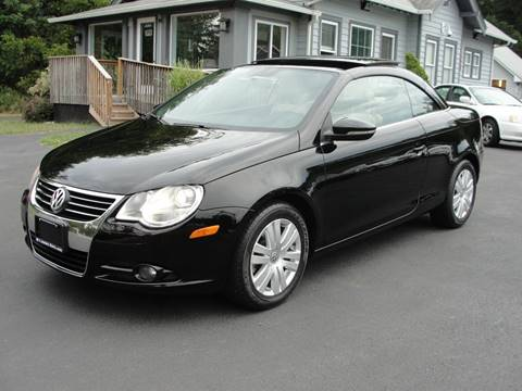 2009 Volkswagen Eos for sale in Hopewell Junction, NY